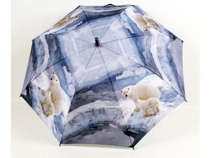 Dětský holový deštník Lední medvědi