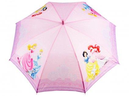 deštník Princezny fialkový 1