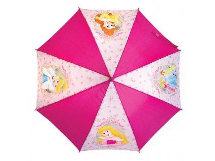 Dětský deštník Princezny růžový malý