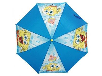 Dětský deštník SpongeBob modrý
