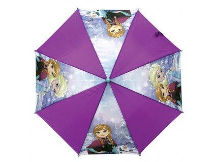 Dětský deštník Frozen,Ledové království fialový