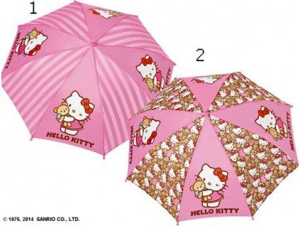 Dětský deštník Hello Kitty malý 2
