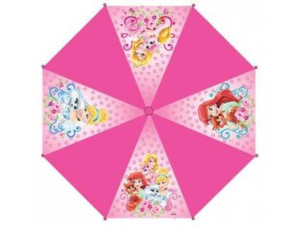 Dětský deštník Princezny