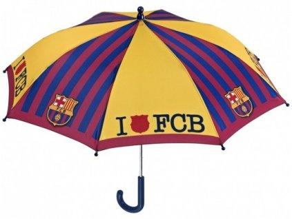Dětský deštník FC Barcelona