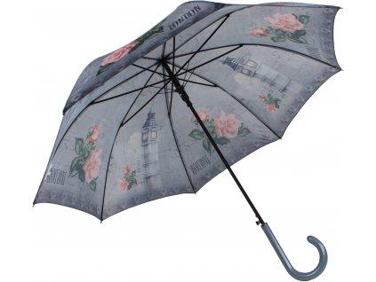 Dámský holový deštník Londýn