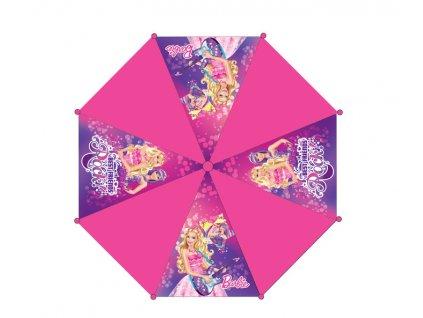 Dětský deštník Barbie Rock malá
