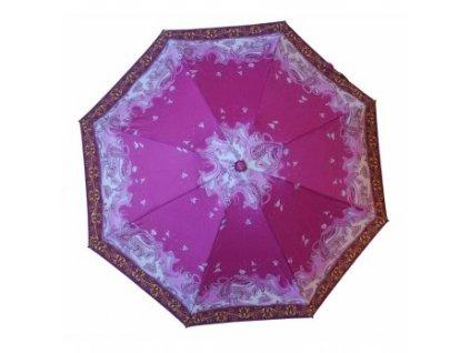dámský mini skládací deštník Indie