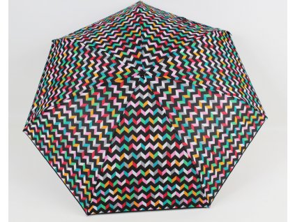 mini skládací deštník cikcak 1
