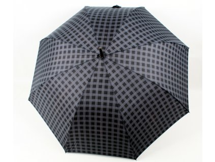 pansky holovy deštník vzor kombinovana kostka