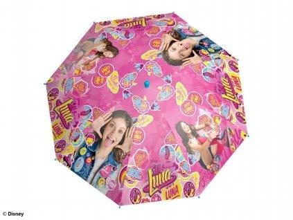 Dětský deštník Soy luna