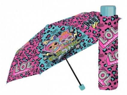 Dětský skládací deštník LOL