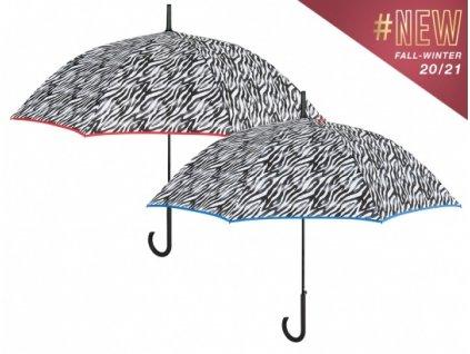 """Dámský holový deštník """"ZEBRANO"""""""