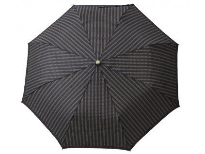 Luxusní pánský skládací vystřelovací deštník Guy Laroche vzor 6