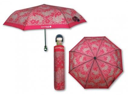 Luxusní skládací deštník s rukojetí v podobě panenky KIMMIDOLL 4