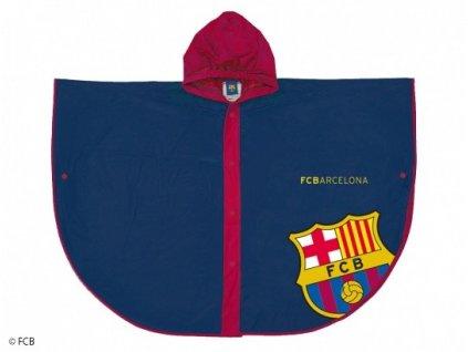 Dětská pláštěnka FC BARCELONA, Perletti, vel.102-132cm,