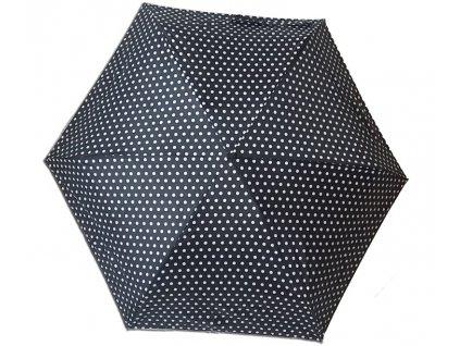 Dámský skládací deštník mini ČB Puntík 6