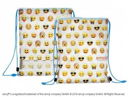 Vak na záda Emoji od  fi Perletti 39x31cm