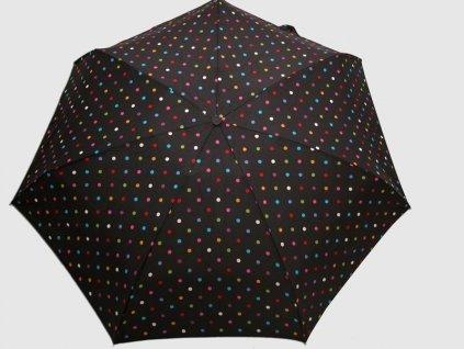 Dámský skládací deštník mini Lentilky