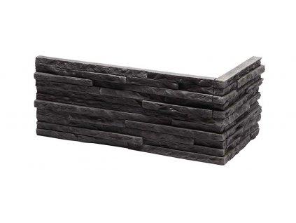 Kamenný roh PALERMO 2 - graphite