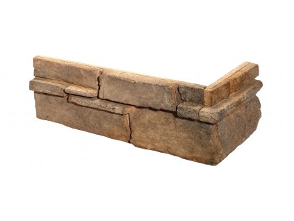 Kamenný roh GRENADA 3 - mocca