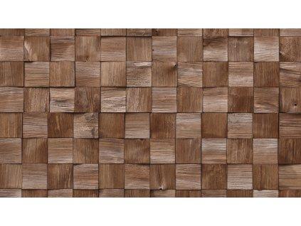 Dřevěný obklad QUADRO 2
