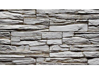 Kamenný obklad - SHALE BÍLÝ
