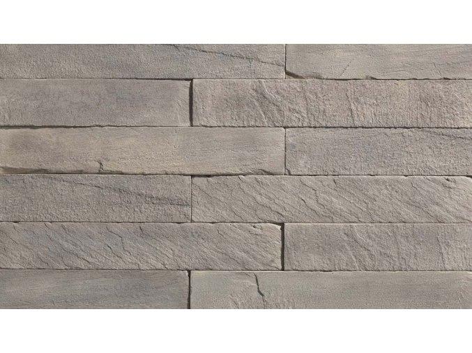 Kamenný obklad IMPERIA 1 - grey - 60 x 10 cm *