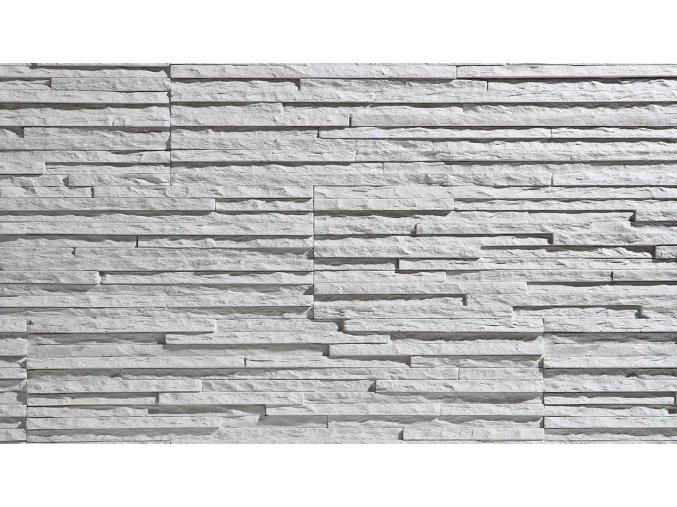 Kamenný obklad PALERMO 1 - white