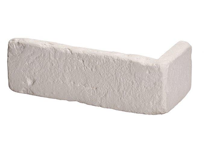 Sádrový roh LOFT 1 - white