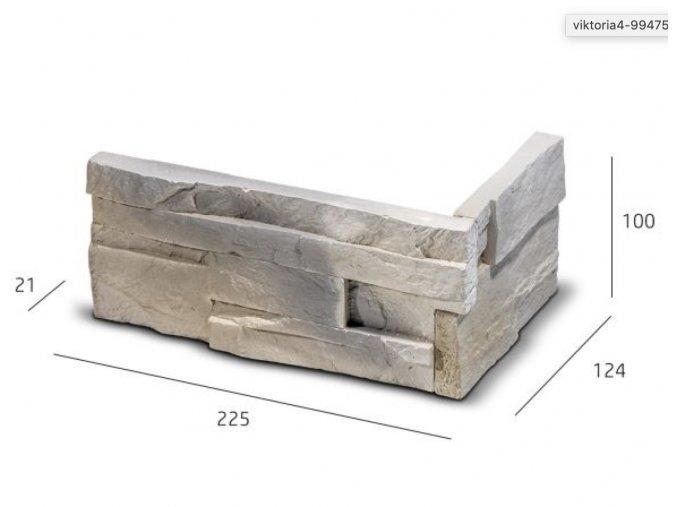 ROH Obkladový kámen VIKTORIA krémová