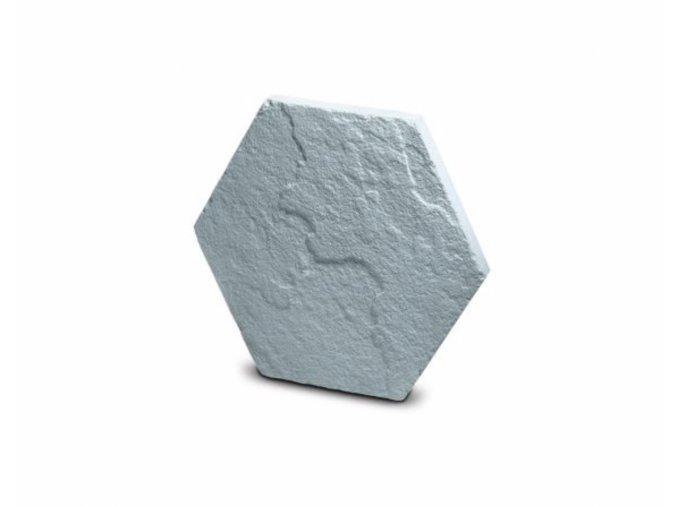 Obkladový kámen PLAYA HEXAGON mátová