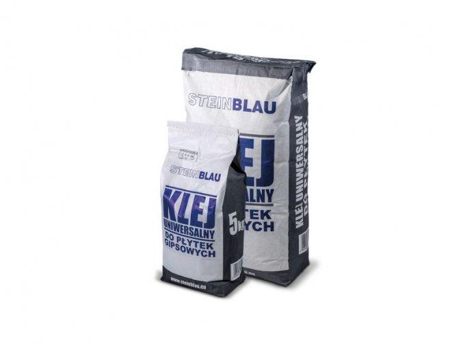 Steinblau Uni Lepidlo na obklady a materiály ze sádry 5 kg
