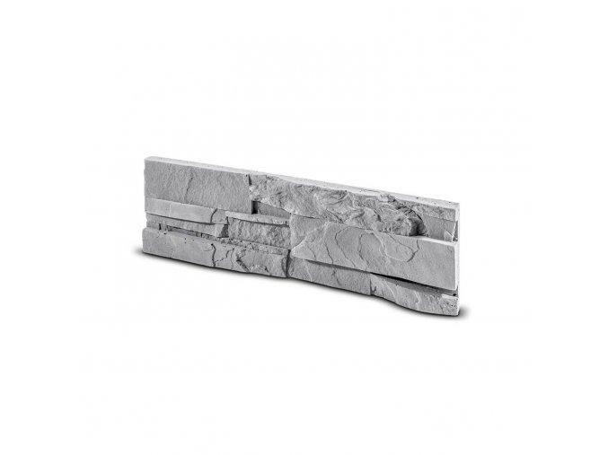 Obkladový kámen SORRENTO šedá 494x147x35 mm Beton balení 0,43m2
