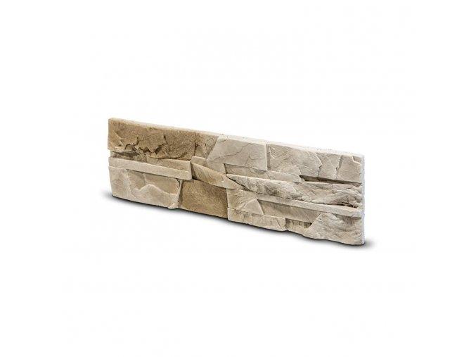 Obkladový kámen SORRENTO béžová 494x147x35 mm Beton balení 0,43m2