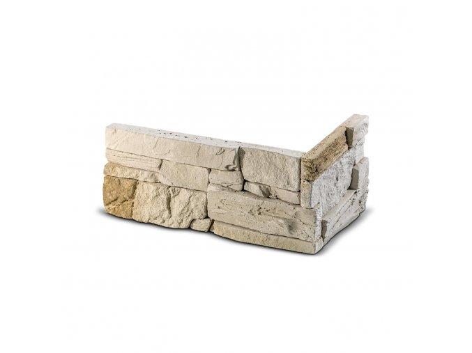 ROH Obkladový kámen MANUS béžová 320x150x145x35 mm Beton balení 0,87bm