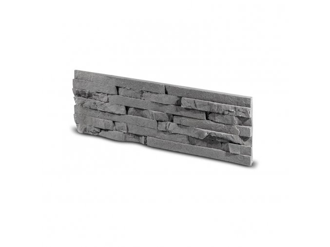 Obkladový kámen Steinblau TEPIC - grafit