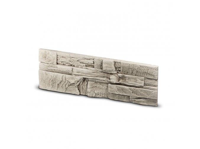 Kamenný obklad AROS světle šedá 495/145/35mm beton bal. 0,43m2