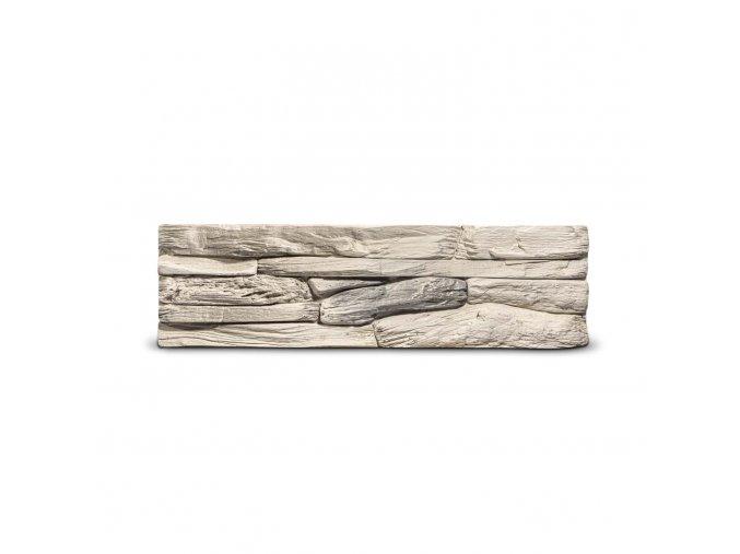 Kamenný obklad AZUL béžovo-šedá 350/100/20mm beton bal. 0,42m2