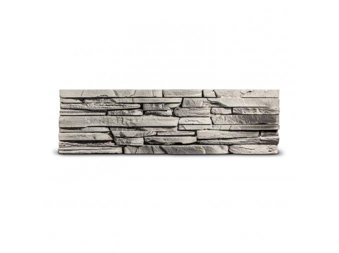 Kamenný obklad SONORA šedá 495/145/35mm beton bal. 0,43m2