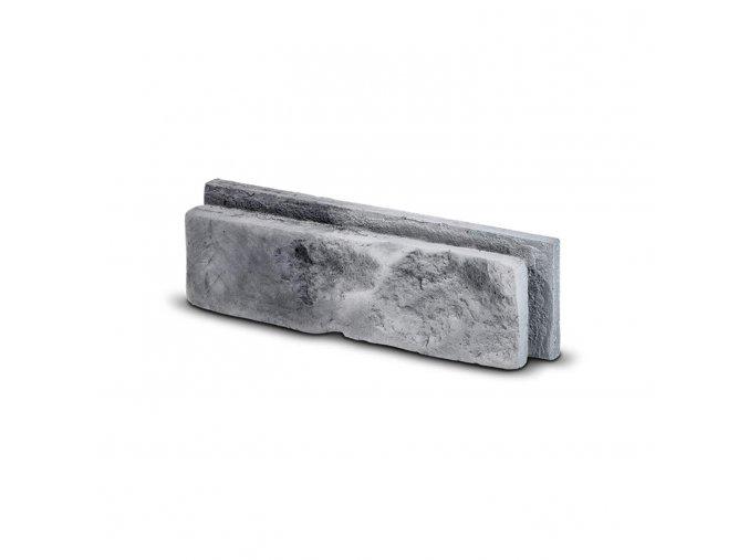 Cihlový obklad se spárou Steinblau MODENA - šedá