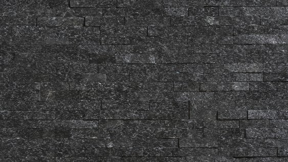 Kamenný obklad NERO