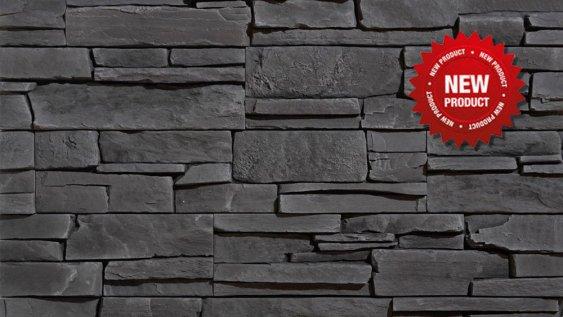 Kamenný obklad GRENADA 5 - graphite