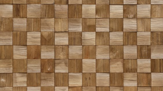 Dřevěný obklad QUADRO 3