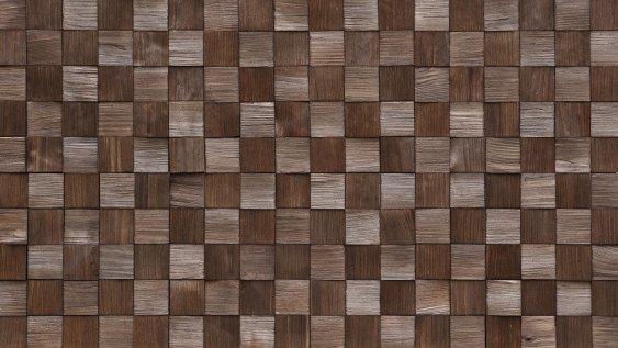 Dřevěný obklad QUADRO MINI 1
