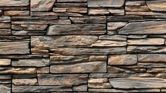 Kamenný obklad- ONTARIO TMAVÝ