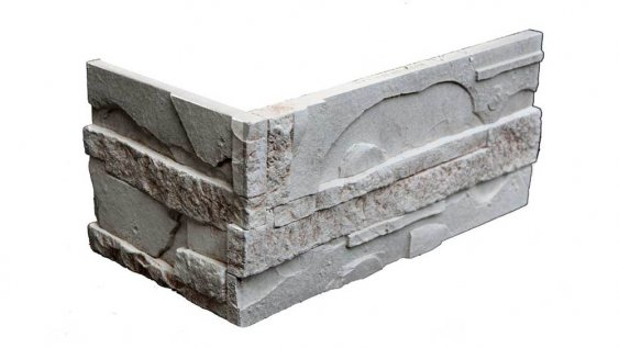 Rohový obklad - LÁMANÝ MRAMOR AURUM