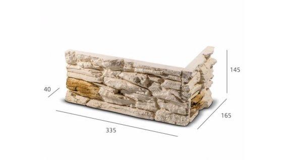 ROH Obkladový kámen WANESA krémovo béžová