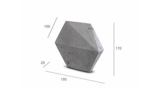 Obkladový kámen PLAYA HEXAGON