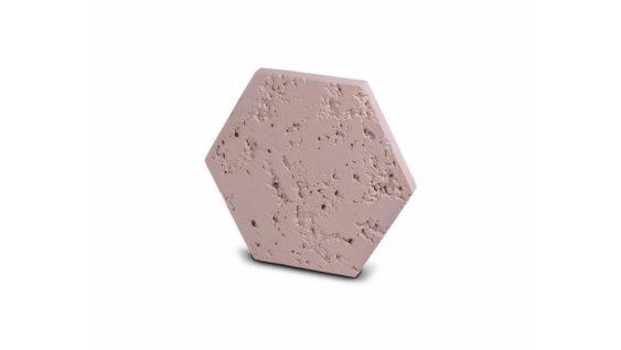 Obkladový kámen PLAYA HEXAGON růžová