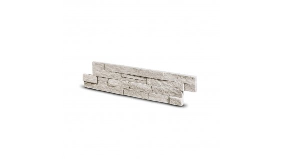 Obkladový kámen VERTIGO krémová 450x100x25 mm Beton balení 0,4m2
